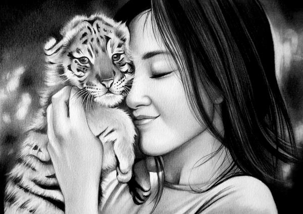 Li Bingbing by mariebouldingue